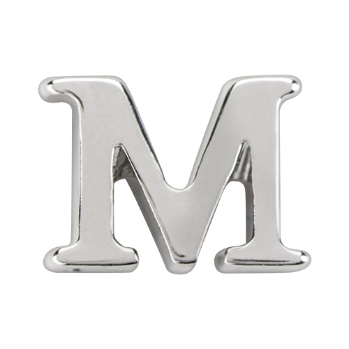 CH8065 Silver Letter M Charm as Smart Object 1 copy